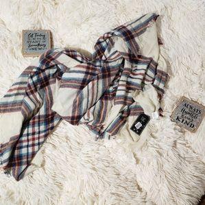 NWT Dry Goods Twig & Arrow Blanket scarf